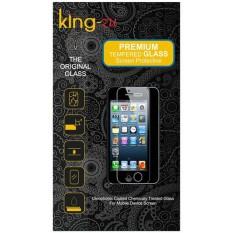 Beli King Zu Glass Tempered Glass Iphone 5 5C 5S Depan Dan Belakang Premium Tempered Glass Cicil