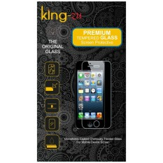 KING-Zu Tempered Glass For Htc M8 - Anti Gores - Screen Protector