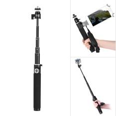 Beli Kingjoy H100D 63 Dapat Diperpanjang Selfie Stick Extension Pole Rod Aluminium Paduan With 1 4 Sekrup For Dji Osmo Handheld Stabilizer Untuk Pergi Pro Hero5 4 3 3 Action Camera Baru