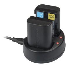 Kingma Charger Baterai 2 Slot Canon 5D2 5D3 70D 60D 6D 7D 7D2 - LP-E6