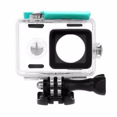 KingMa Original Waterproof Case / Housing Underwater for Xiaomi Yi Action Camera - Hijau