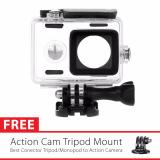 Diskon Produk Kingma Original Waterproof Case Housing Underwater Versi 3 2017 For Xiaomi Yi Action Camera Hitam
