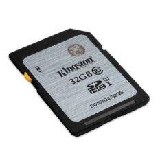 Kingston Digital 32 GB SDHC Lengkap UHS-I 45R/10 W Flash Kartu Memori (SD10VG2/32 GB)