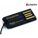 Jual Kingston Fcr Mrg2 G2 Usb 2 Microsdhc Memori Flash Pembaca Kartu Hitam Kingston
