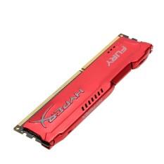 Kingston HyperX Fury 4 GB 1866 MHz DDR3 CL10 DIMM 1.5 V Desktop Gamiing Ram Memori Merah-Intl