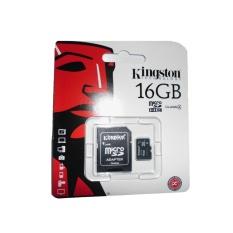 Harga Kingston Micro Sd 16Gb Ori Resmi Dan Spesifikasinya