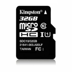 Kingston Microsdhc Uhs 1 Class 10 80Mbps 32Gb Terbaru