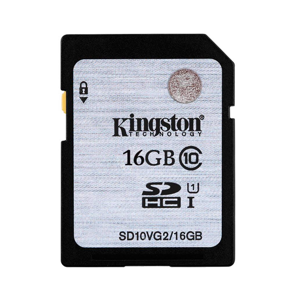 Harga Kingston Sdhc Flash Kartu Memori Class 10 16G Satu Set
