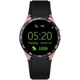 Jual Beli Kingwear Kw88 Android 5 1 1 39 Inch Amoled Layar 3G Smartwatch Ponsel Mtk6580 Quad Core 1 39 Ghz 512 Mb Ram 4 Gb Rom Gps Sensor Gravitasi Pedometer Emas Di Tiongkok