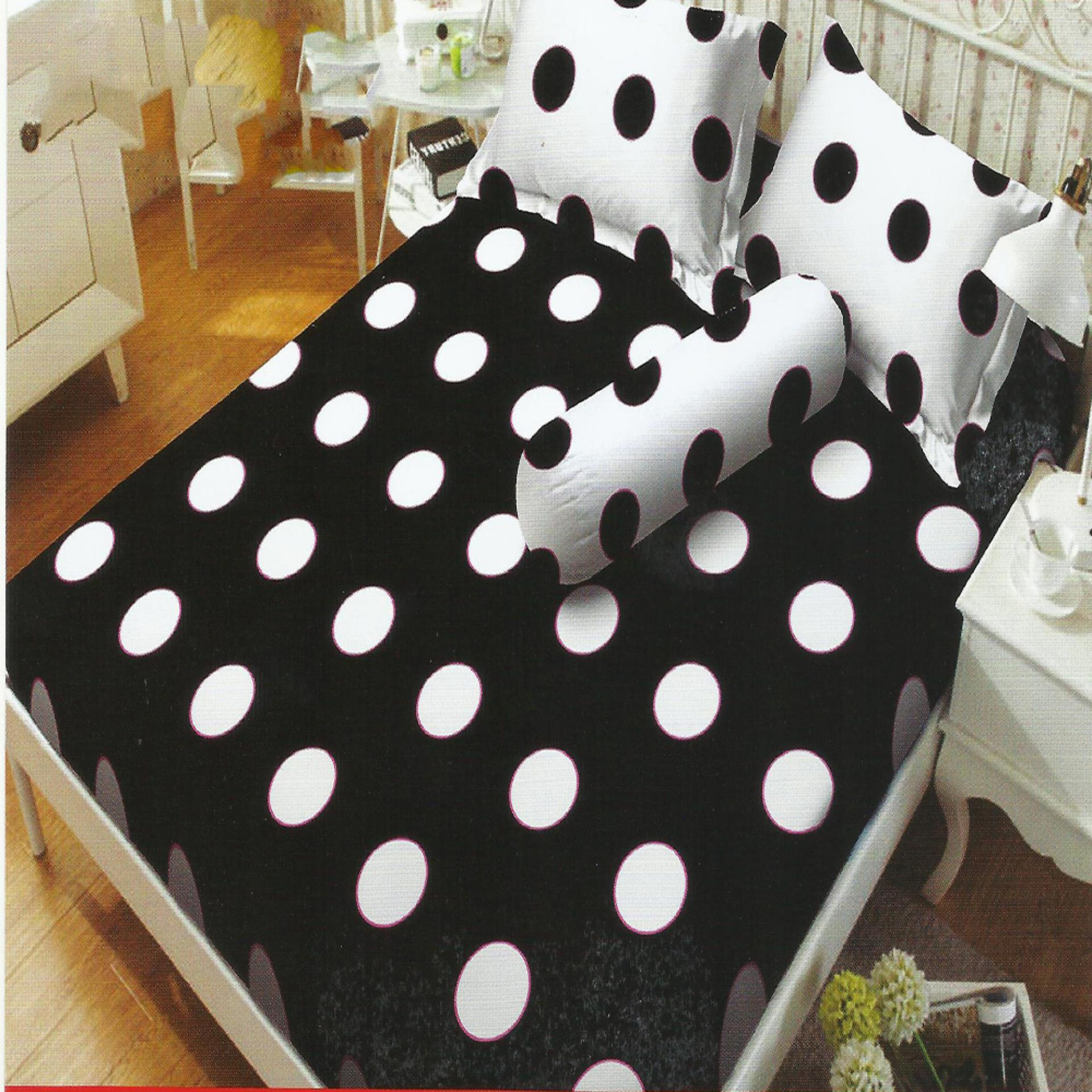 Jual Kintakun Dluxe Sprei Single Motif Brooklyn 120X200 Cm Import