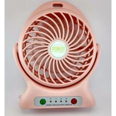 Review Tentang Kipas Power Bank Robot Warna Pink