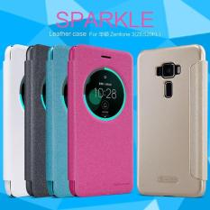 [Kirim Sore Ini] ASUS (Zenfone 3 5-2) Flip Cover NILLKIN SPARKLE Case
