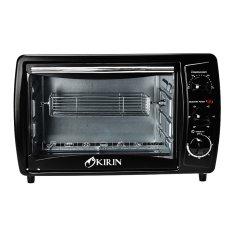 Jual Kirin Kbo 190Raw Oven Elektrik 19 L Putih Hitam Kirin Ori