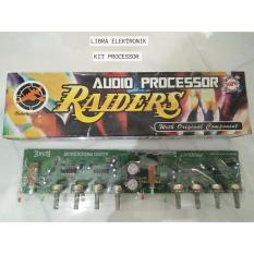 Kit Audio Processor Original Component