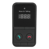 Toko Kit Sans Fil Voiture Mp3 Fm Bluetooth Transmetteur Chargeur Usb Disebut Tf Mikrofon 12 24 V Oem Indonesia