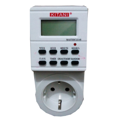 Review Kitani Timer Display Digital 24 Jam Pengontrol Alat Elektronik Kitani