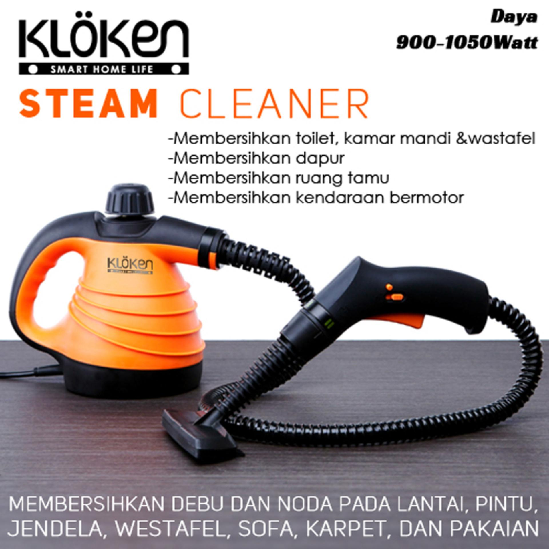 Jual Kloken Em 302C Steam Gun Cleaner Import