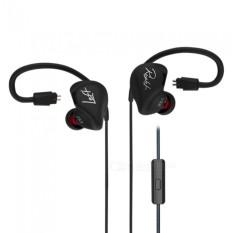 Knowledge Zenith Earphones - KZ-ZS3 With Mic Super Bass Sport earphone