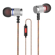 Ulasan Tentang Knowledge Zenith Hifi Enthusiast In Ear Earphones Pure Sound With Microphone Kz Edr2 Silver