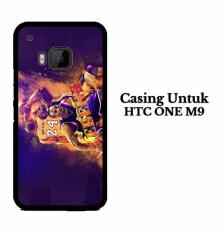 kobe legend wide HTC ONE M9 Custom Case Hardcase