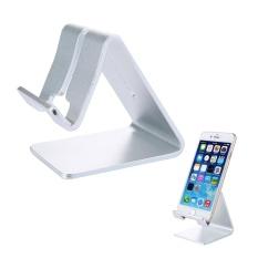 Kobwa Bisa Disesuaikan Penyangga Meja, Aluminium Multi-sudut Dapat Dilipat Universal Stand Holder untuk IPhone/iPad/tablet/Ponsel/Kindle/Macbook /laptop-Intl