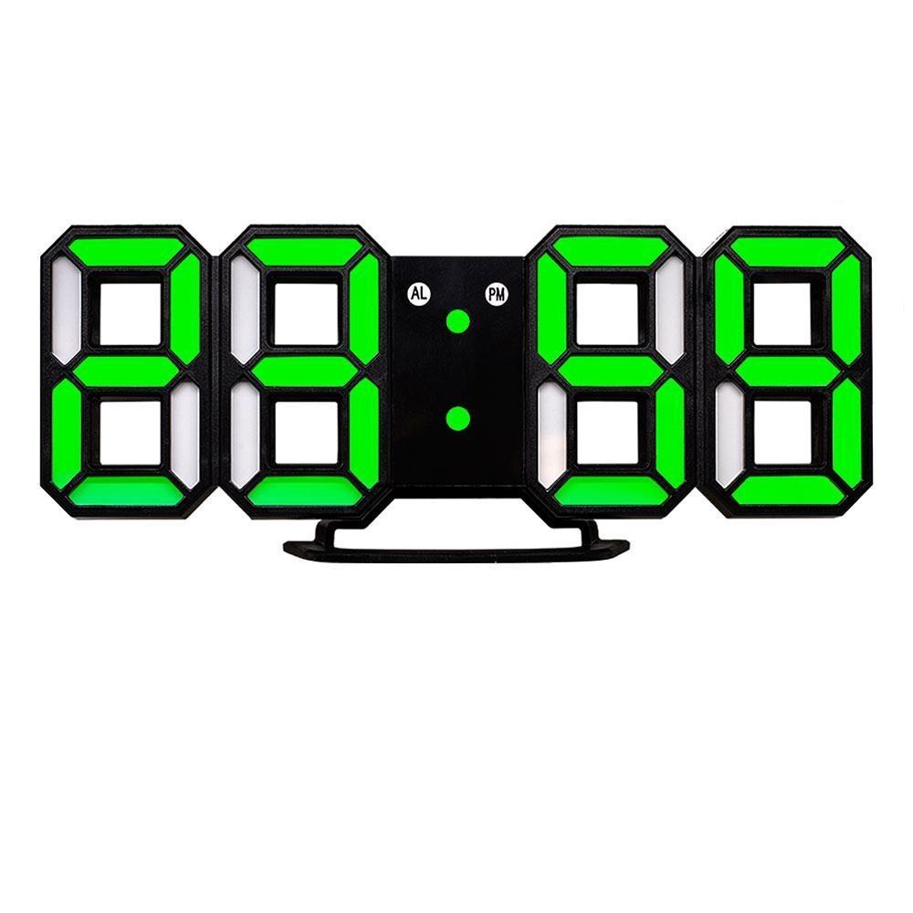 Harga Kobwa Led Digital Alarm Clock Dengan 3 Tingkat Kecerahan Yang Dapat Disesuaikan Digital Led Jam Meja Wall Clock Alarm Clock Intl Baru Murah