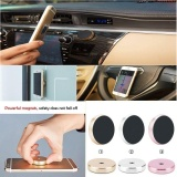 Promo Kobwa Universal Stent Car Office Phone Stand Pegangan Ponsel 1 Pcs Rose Gold Intl Murah