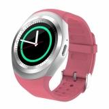 Beli Kobwa Y1 Smart Watch Ponsel Mendukung Sim Tf Kartu Bluetooth Cincin Tahan Air Round Sporty Jam Tangan Dengan Whats App Dan Facebook Untuk Ios Android Intl Indonesia