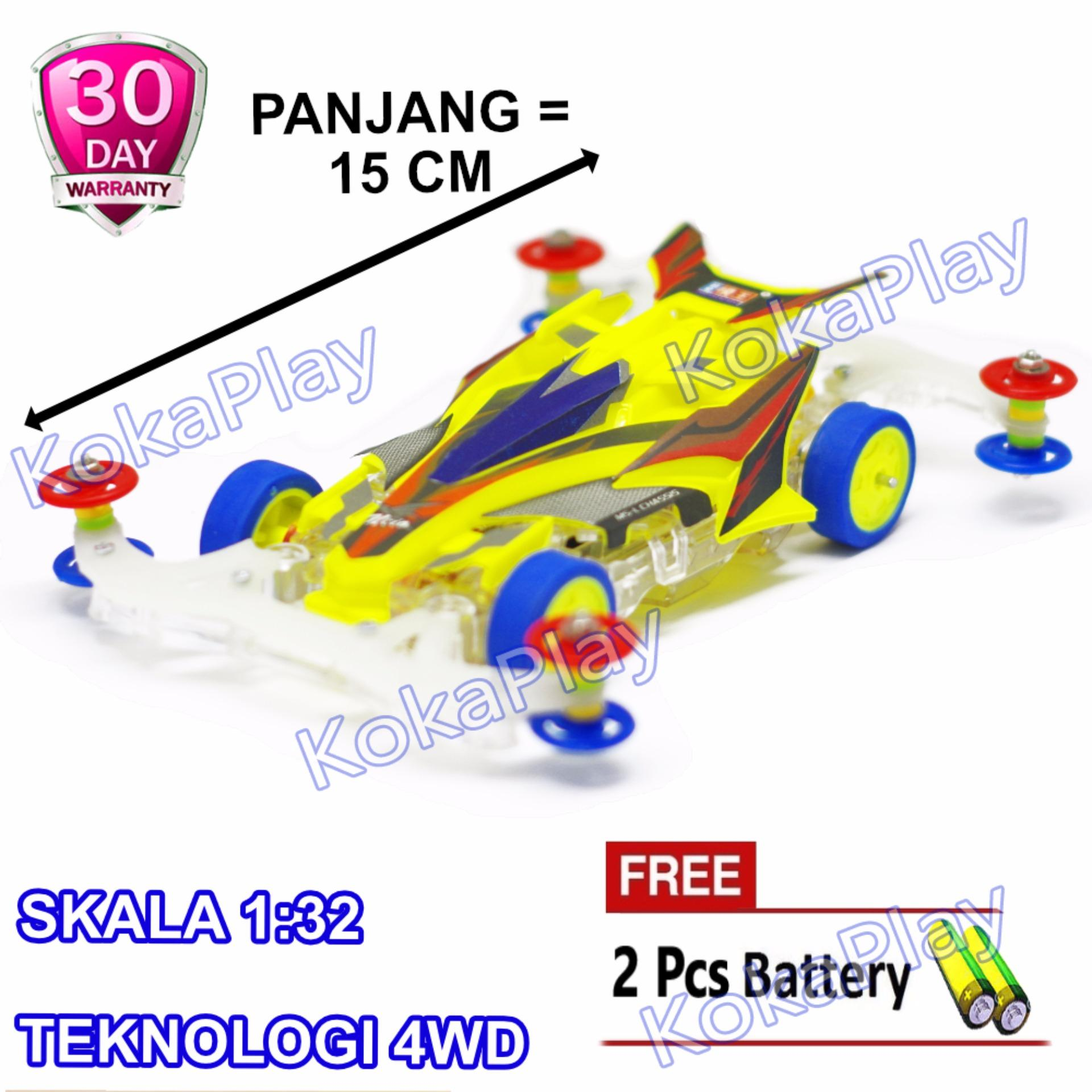 Spek Kokaplay Tamiya Fast Mini Racing Car Mini 4Wd Series Falcon Magnum Avante X Neio Manta Ray Mainan Anak Mobil Balap Track Tamiya 4Wd Free 2 Baterai Kokaplay