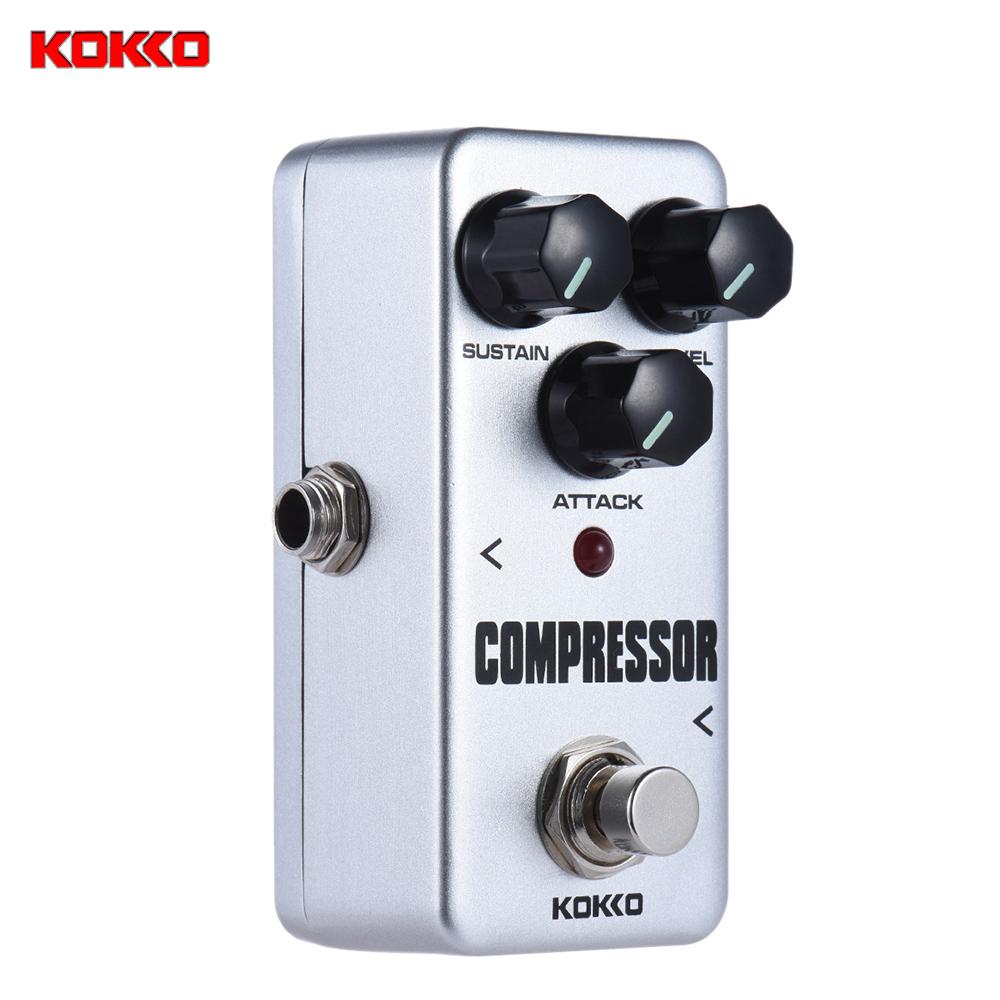 Spesifikasi Kokko Fcp2 Portabel Mini Kompresor Pedal Efek Pedal Gitar Internasional Dan Harganya
