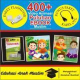 Spesifikasi Koleksi Video Film Edukasi Anak Muslim Flashdisk 16Gb Original Lengkap