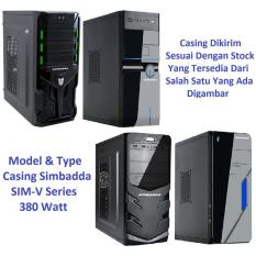 Komputer Rakitan Office Komplit Intel Core2Duo 2.93GHz - 2GB - LED Samsung 19