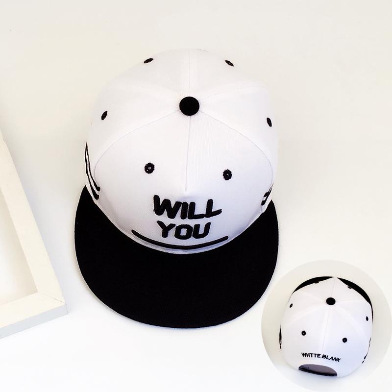 Beli Korea Fashion Style Pelindung Terik Matahari Topi Topi Will Y0U Putih Oem Murah