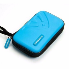 Promo Toko Korean Gadget Wallet Vivan E01 Tas Hdd External Tas Power Bank Hard
