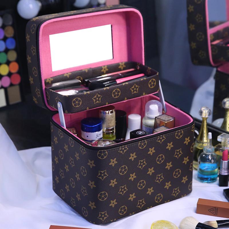 Tips Beli Koreluxco Tas Makeup Portable Kapasitas Besar