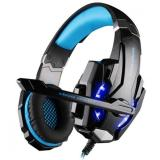 Harga Kotion Each G9000 Gaming Headset Twisted With Led Light Online