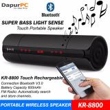 Jual Kr 8800 Touch Rechargeable Portable Bluetooth Wireless Speaker Electrabasic Original