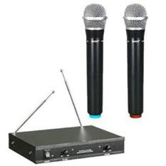 Obral Krezt Microphone Mic Wireless Dtd 37 Professional Murah