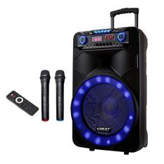 Harga Krezt Professional Portable Speaker System Was 115Lv Bluetooth Speaker 15 Inch Merk Krezt