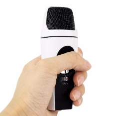 Ktv Mobile Microphone For Smartphone And Pc Terbaru