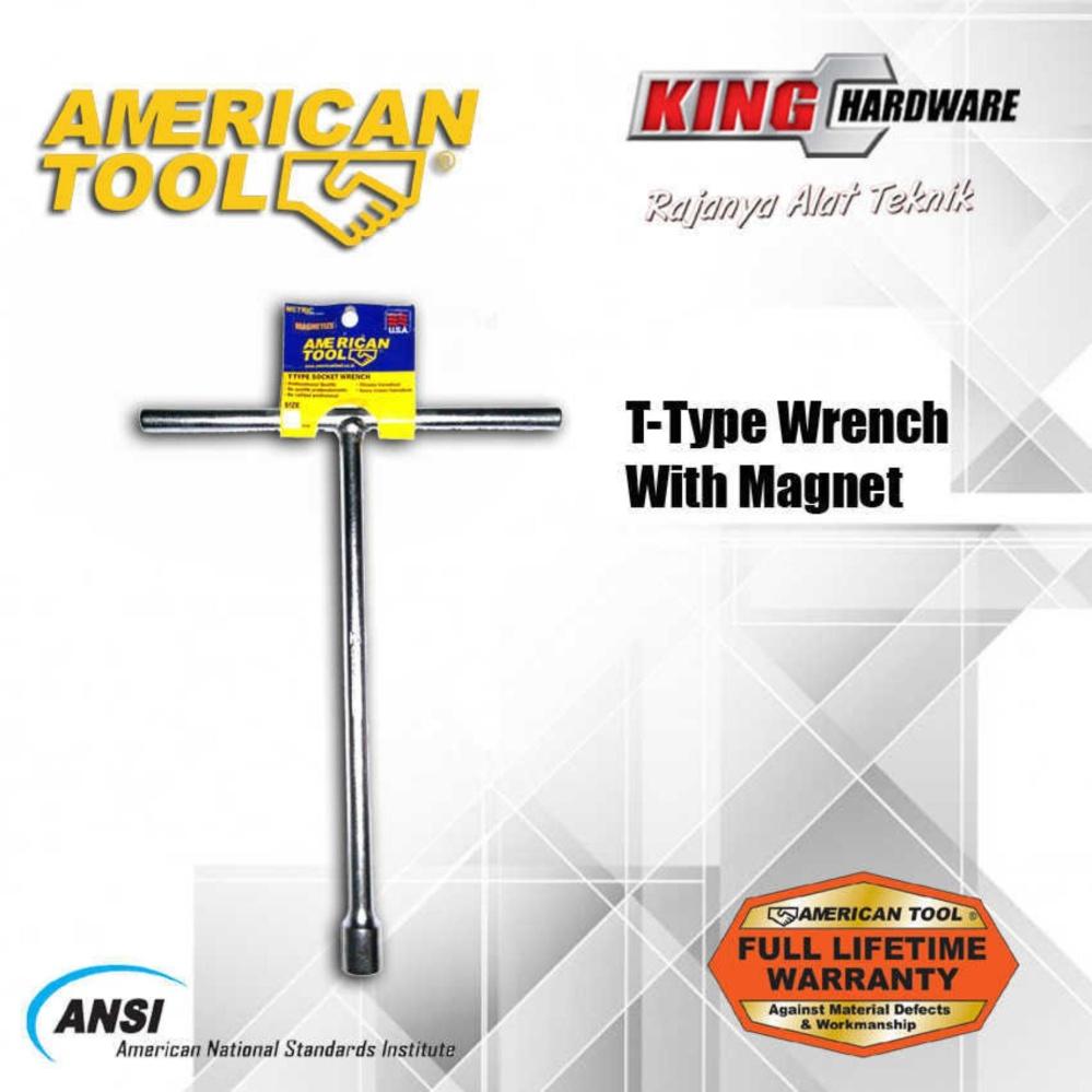 Kunci Sock T Magnet AT 10 MMIDR59000. Rp 59.000. Tekiro Kunci