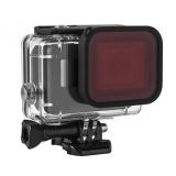 Kupton Filter Merah Kamera Bawah Air Menyelam Tahan Air Filter Koreksi Warna Merah Untuk Kupton Gopro Hero 6 5 Housing Case Intl Murah