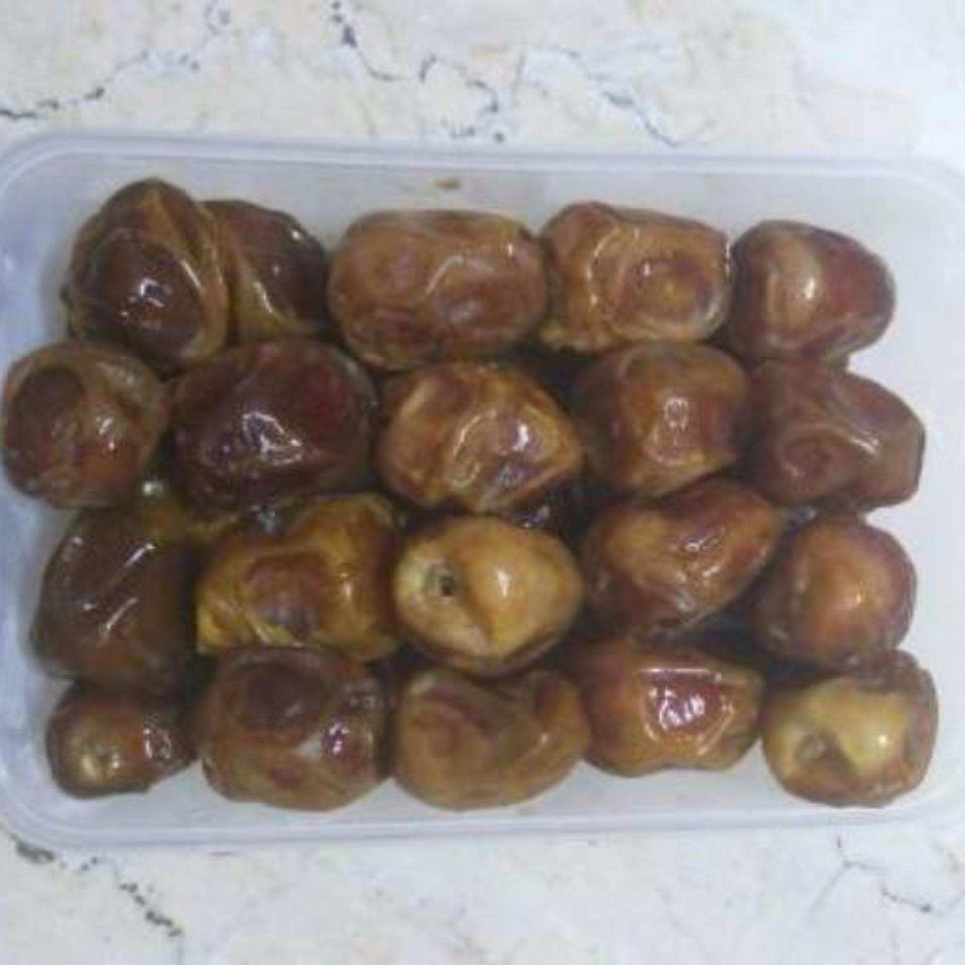 Harga Kurma Sukari Sukkary Dates 1Kg Termahal