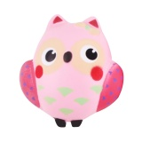 Spesifikasi Kurry Squishy Owl Kids 7 Detik Mengembalikan Lambat Springback Mengurangi Tekanan Toys Intl Lengkap