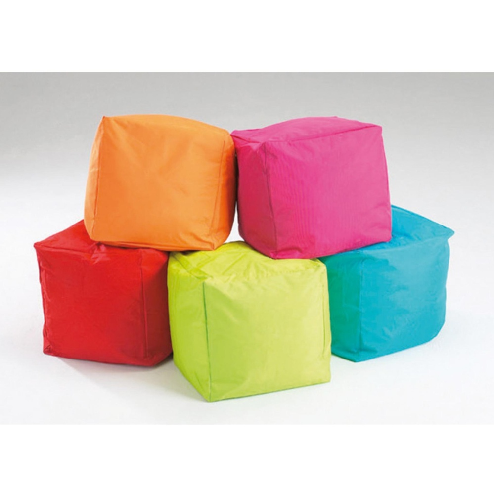Harga Kursi Santai Bean Bag Cube Plus Isi Furniture Sofa Branded