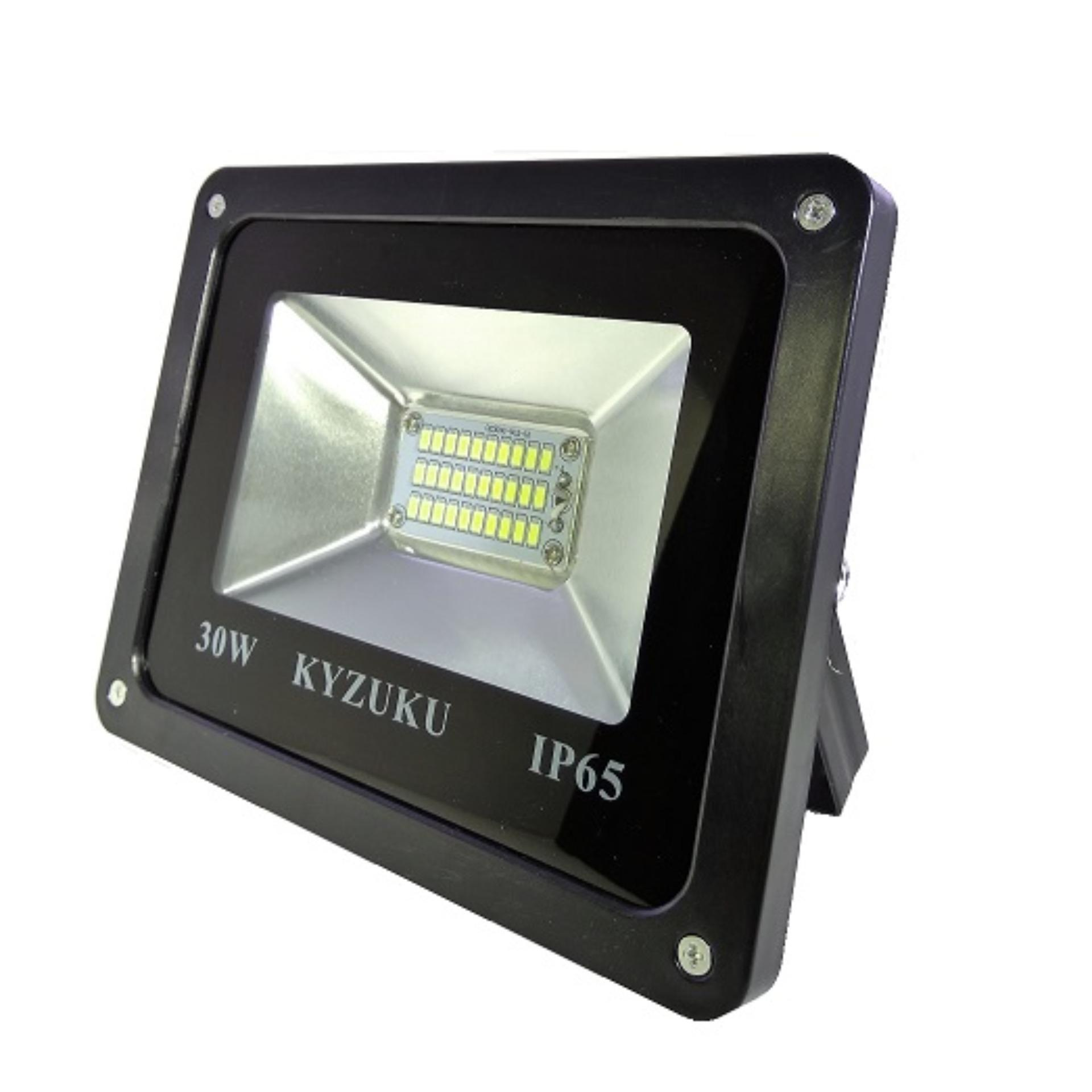 Harga Kyzuku Led Outdoor Light Lampu Sorot 30 Watt Ip65 Terbaik
