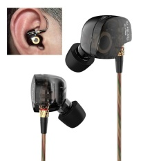 Beli Kz Ate 3 5Mm In Ear Earphone Hifi Logam Auriculares Super Bass Stereo Headset Intl Terbaru