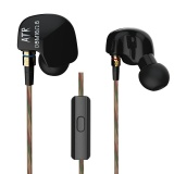 Harga Kz Atr 3 5Mm Dinamis In Ear Earphone Stereo Bass Hi Fi Earbud Headset Tanpa Mikrofon Oem Tiongkok