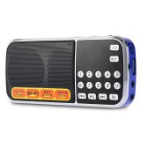 Promo L 088Am Radio Speaker Musik Player Intl Murah