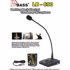 Jual Bosstron Lb 71 Professional Microphone Conference System Mikrofon Meja Bass Murah